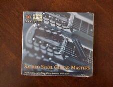 Sacred Steel Guitar Masters (CD, 2002 Cracker Barrel) NEW