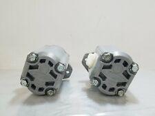 Two Joyang Hydraulic Gear Pumps AJ04010