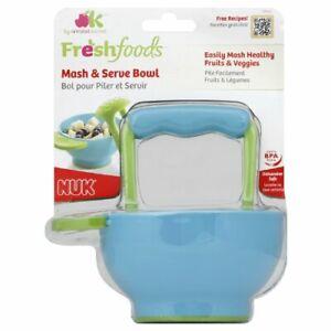 NUK Freshfoods Mash & Serve Bowl