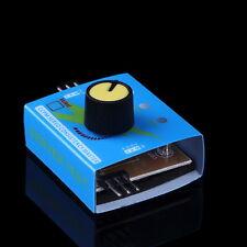 Multi Servo Tester 3CH ECS Consistency Master Checker Speed Controler SY