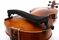 Yinfente 15-16inch Viola Shoulder Rest Adjustable Black ABS Materia Violin Parts