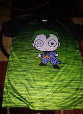 Batman Baby Kid little cartoon Joker T-Shirt L  Green  Polyester  DC  comics