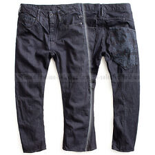 G-STAR RAW JEANS PANTS LOOSE TAPERED TRACE DENIM W38 L34 RRP $260