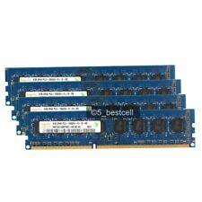 Hynix 4GB 8GB 16GB DDR3 1333MHz PC3-10600 240pin PC10600 Desktop Memory Ram Lot