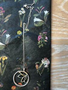 Kit Heath Sterling Silver Pendant
