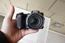 A+ Nikon Coolpix L120 Digital Camera 14.1MP Point & Shoot Video Camcorder
