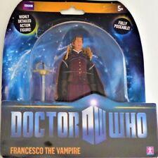 BBC Doctor Who Francesco the Vampire Action Figure