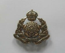 More details for british army cap badge. the derbyshire  imperial yeomanry ( dragoons ).