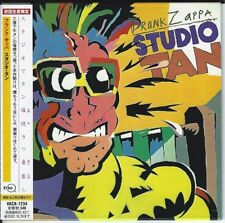 FRANK ZAPPA JAPAN MINI STUDIO TAN CD MOTHERS.