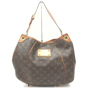 Louis Vuitton Shoulder Bag M56382 Galliera PM Browns Monogram 1512723