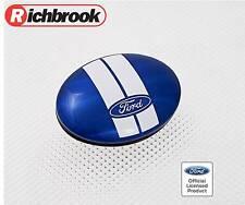 Richbrook Ford Logo Refillable Car Van Air Freshener Clean Lemon Zest Fragrance