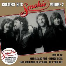 "SMOKIE - GREATEST HITS VOL.2 ""GOLD"" (NEW EXTENDED VERSION)   CD NEU"