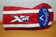 Callaway Xr Driver Golf Club Head Cover Headcover New