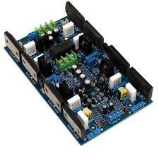 HIFI Power Amplifier Board 2SA1494 2SC3858 Dual Channel Amp 300W+300W For DIY