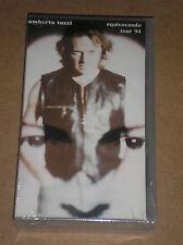 UMBERTO TOZZI - EQUIVOCANDO TOUR '94 - VIDEOCASSETTA VHS SIGILLATA (SEALED)