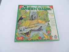 Vintage Board Game - The Green Game made by Octogo Games