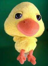 Peluche pulcino amici della fattoria pupazzo nuovo big headz plush soft toys