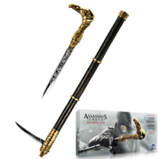 Assassin's Creed Syndicate Cosplay Figure Schwertstock Ärmelschwert Cane Sword