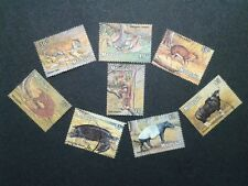 Malaysia 1979 Definitive 3rd Series Complete Set - Animals up to $10 #5