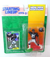 Deion Sanders NFL Starting Lineup 1994 ATLANTA FALCON  Action Figure & Card VTG