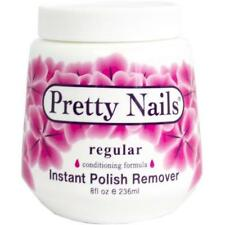 Pretty Nails Regular Instant Nail Polish Remover 8 oz