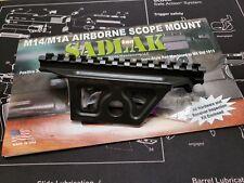 Sadlak Industries Airborne Scope Mount Springfield National Match 308 Rifle
