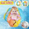 Kids Baby Inflatable Float PVC Swimming Ring Water Summer Swim Pool Toy Beach