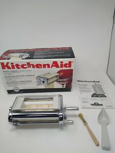 KitchenAid Ravioli Maker - Stand Mixer Attachment (KRAV)