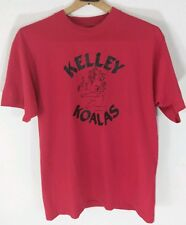 Vintage Screen Stars Best Koala T Shirt Mens L Red Single Stitch 90s
