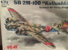 SB 2M 100 KATIUSHKA SPANISH CIVIL WAR BOMBER - FACTORY SEALED