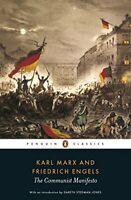 The Communist Manifesto (Penguin Classics) by Karl Marx, Friedrich Engels, NEW B