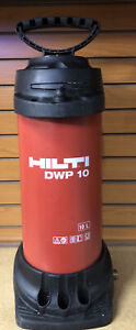 Hilti DWP 10 Portable Water Supply Unit for Coring
