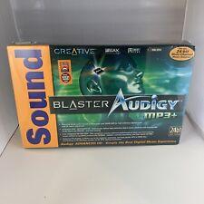 Creative Labs Sound Blaster Audigy MP3+ Sound Card