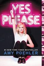 Yes Please by Amy Poehler Paperback VERY GOOD