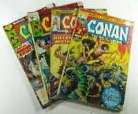 Marvel CONAN THE BARBARIAN (1970) #59 61 74 91 BRONZE AGE READER LOT Ships FREE!