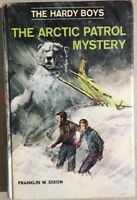 HARDY BOYS The Arctic Patrol Mystery by Franklin W Dixon (1969) G&D HC