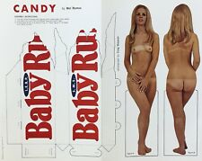 MEL RAMOS 1968 Original SMS #5 CANDY Nude Baby Ruth Limited Ed Color Lithograph