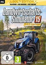 Landwirtschafts-Simulator 15 -- Gold Edition (PC, 2015)
