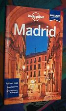 MADRID CITY GUIDE - with pullout map - Prado El Escorial Spanien # LONELY PLANET