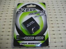 Memory Card 2043 128 MB für Nintendo GameCube GC Wii