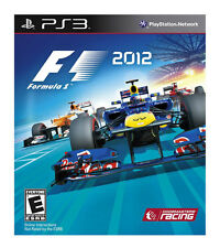 F1 2012 PLAYSTATION 3 (PS3) Racing / Driving (Video Game)