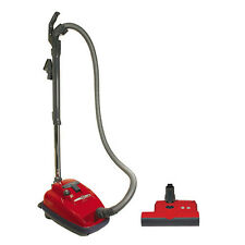 SEBO Airbelt K3 (Red) Canister Vacuum Cleaner w/ Power Head
