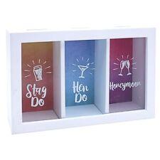 Stag, Hen & Honeymoon Money Savings Box