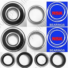 NSK REAR WHEEL BEARING SEAL KIT FOR TOYOTA T100 TACOMA 4RUNNER RWD 2WD NO ABS