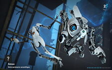 """First Person Puzzle Platform Video Game 38/""""x24/"""" Poster 034 Portal 2"""