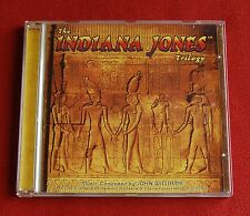 The Indiana Jones Trilogy - Soundtracks - John Williams, Nic Raine - Raiders OST