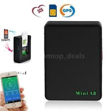 Mini GPS locator SIM Card Tracker A8 Real Time  with SOS Button Remote 3D4P