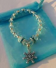 Beautiful Frozen Elsa Inspired Bracelet/Party Bag Filler/Costume/Toy Gift