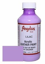 Angelus Acrylic Leather Paint for Shoes / Sneakers - Lilac - 4oz