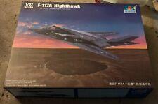 F-117A F117A Nighthawk Trumpeter 1/32 KIT #3219~MINT in BOX